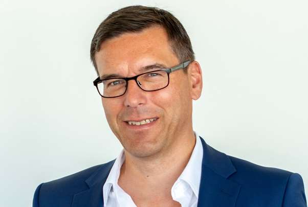 Thomas Raff Managing Director of Zeitfracht